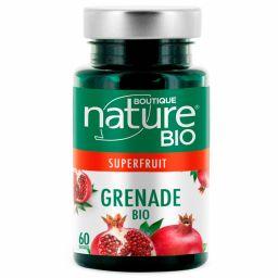 Grenade Bio 60 Gélules BOUTIQUE NATURE