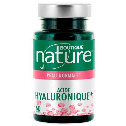 Acide Hyaluronique+ 60 Gélules BOUTIQUE NATURE