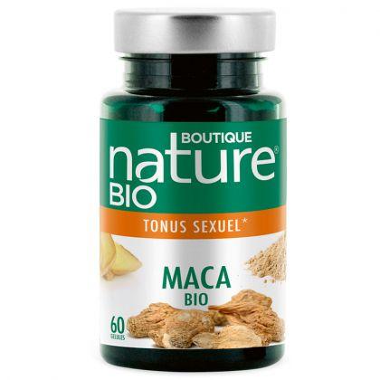 Maca Bio 60 Gélules BOUTIQUE NATURE