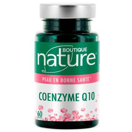 Coenzyme Q10 60 Gélules BOUTIQUE NATURE
