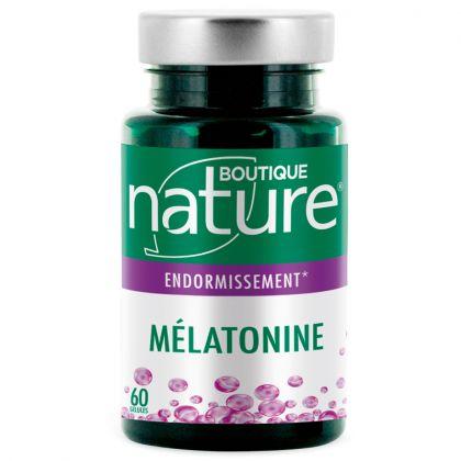 Mélatonine 60 Gélules BOUTIQUE NATURE