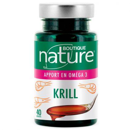 Krill 40 Gélules BOUTIQUE NATURE