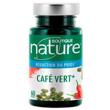 Café Vert 60 Gélules BOUTIQUE NATURE