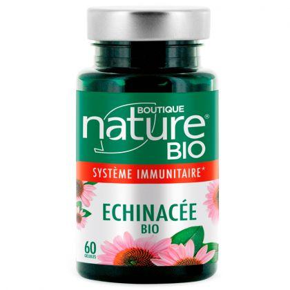 Echinacée Bio 60 gélules BOUTIQUE NATURE