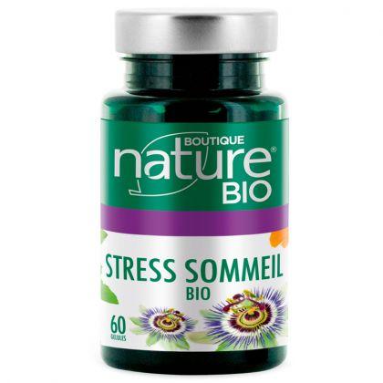 Sommeil Stress Bio 60 Gélules BOUTIQUE NATURE