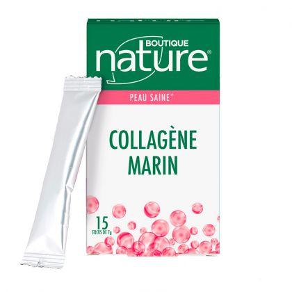 Collagène Marin Boisson 15 Sticks 7g BOUTIQUE NATURE