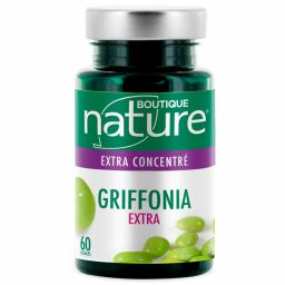 Griffonia Extra 60 Gélules BOUTIQUE NATURE
