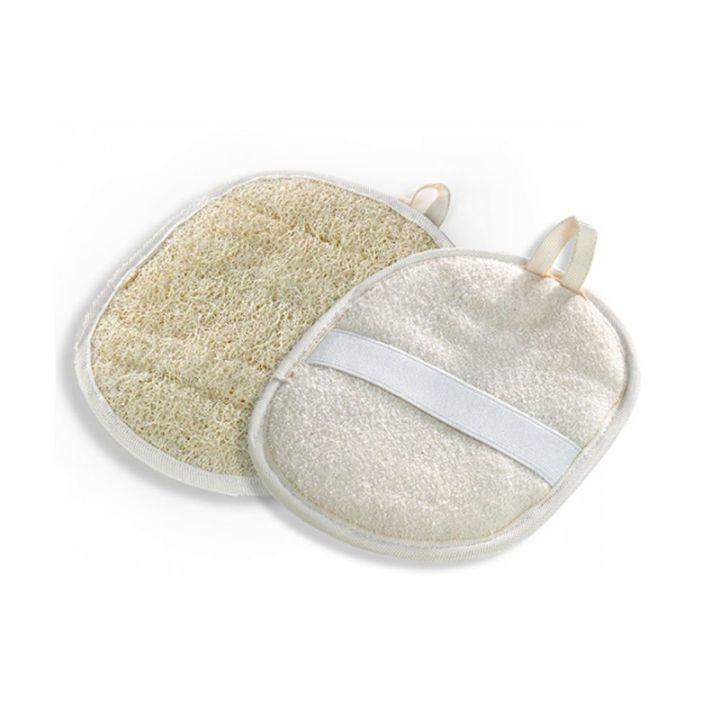 Gant Loofah Massage Ovale 17 cm MAHDIA