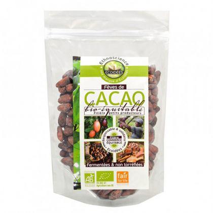 Fèves de Cacao Entières Bio 125g ou 400g ÉCOIDÉES
