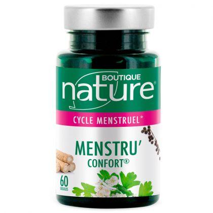 Menstru'Confort 60 Gélules BOUTIQUE NATURE