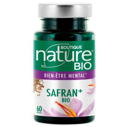 Safran+ Bio 60 Gélules BOUTIQUE NATURE