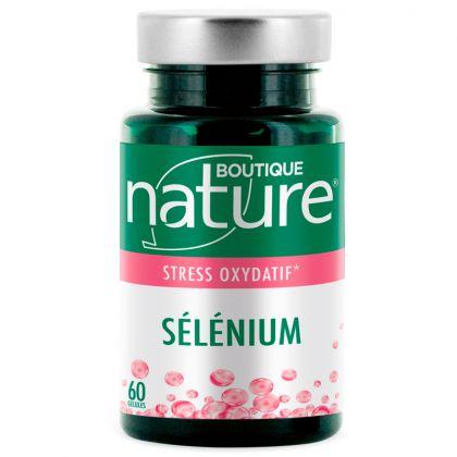 Sélénium 60 Gélules BOUTIQUE NATURE