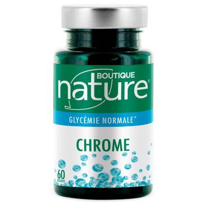 Chrome 60 Gélules BOUTIQUE NATURE