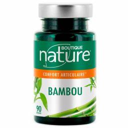 Bambou Tabashir 90 Gélules BOUTIQUE NATURE