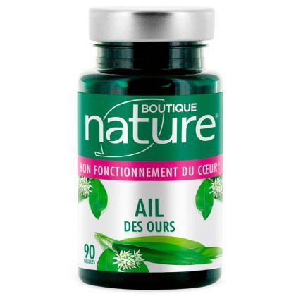 Ail Des Ours 90 Gélules BOUTIQUE NATURE