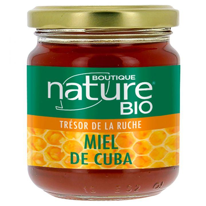 Miel De Cuba Bio 250g BOUTIQUE NATURE
