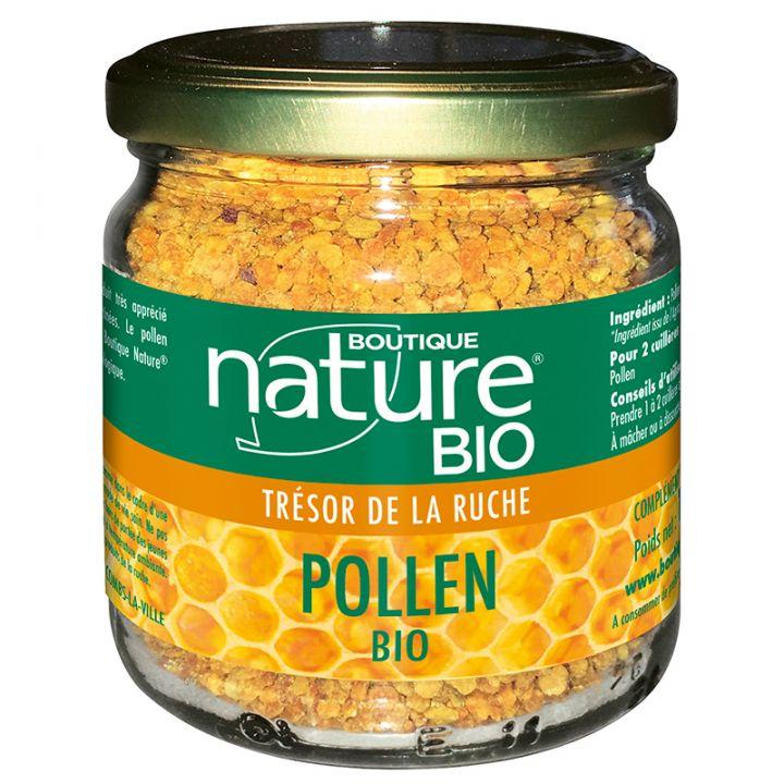 Pollen Multifloral Bio 125g BOUTIQUE NATURE