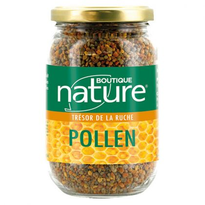 Pollen Multifloral 230g BOUTIQUE NATURE