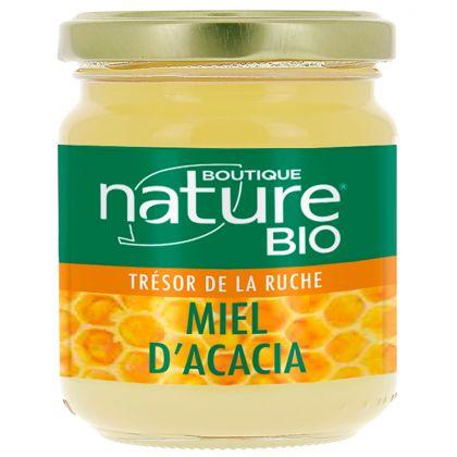 Miel d'Acacia Bio 250g BOUTIQUE NATURE