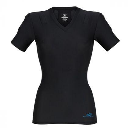 T-shirt compressif magnétique - Femme