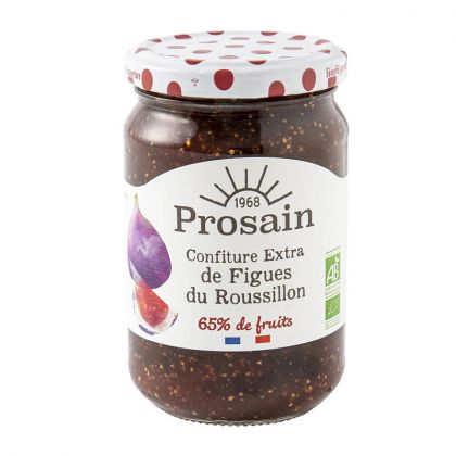 Confiture extra figue - 350g