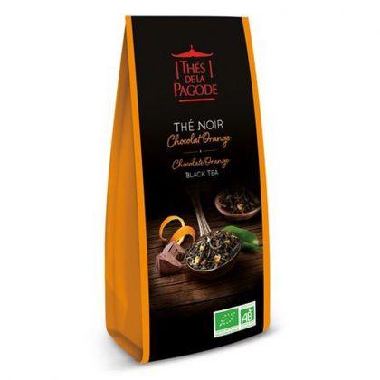 Thé noir chocolat & orange - 100g