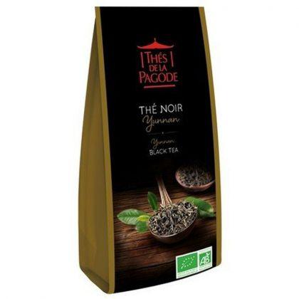 Thé noir Yunnan - 100g