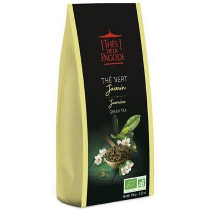 Thé vert jasmin - 100g