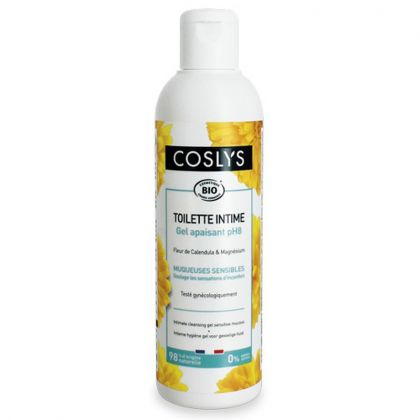 Gel apaisant pH 8 - Toilette intime - 250mL