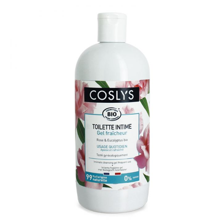 Gel fraîcheur pH 5,5 - Toilette intime - 500mL