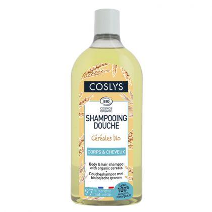 Shampooing douche céréales - 750ml