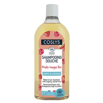 Shampooing douche fruits rouges - 750ml