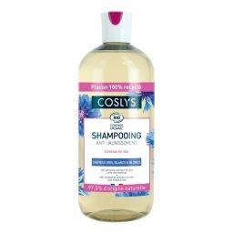 Shampooing anti-jaunissement - Cheveux gris & blanc - 500ml