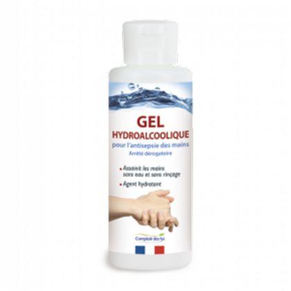 Gel hydroalcoolique mains - 100ml