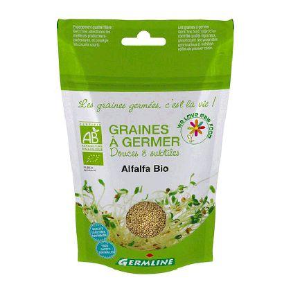 Graines à germer - Alfalfa - 150g