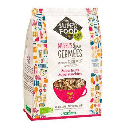 Muesli de céréales germés - Superfruits - 350g