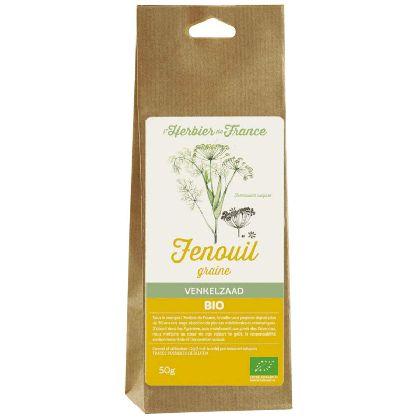 Fenouil graines - 50g