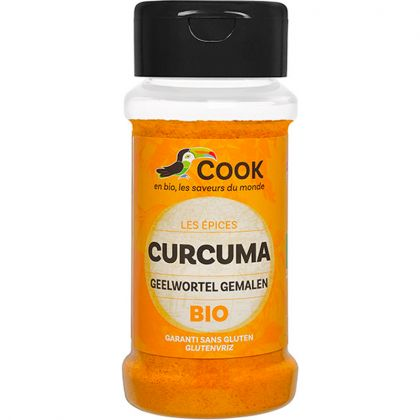 Curcuma poudre - 35g
