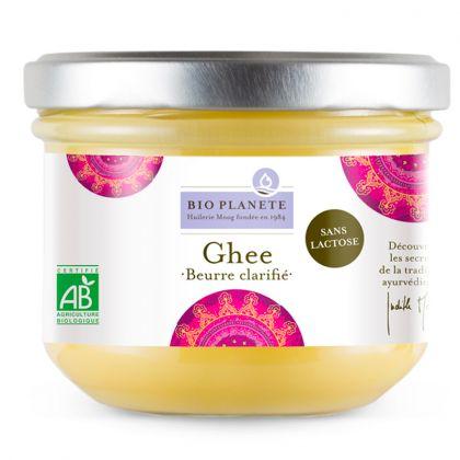Ghee beurre clarifié - 180ml