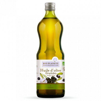 Huile d'olive fruitée - 1L