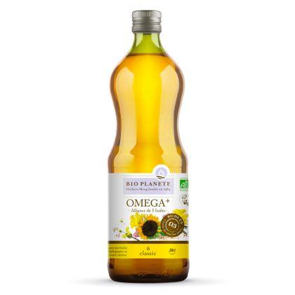 Huile omega + - 1L