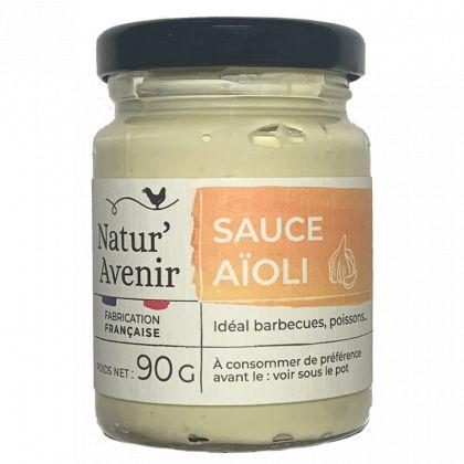 Sauce aïoli - 90g