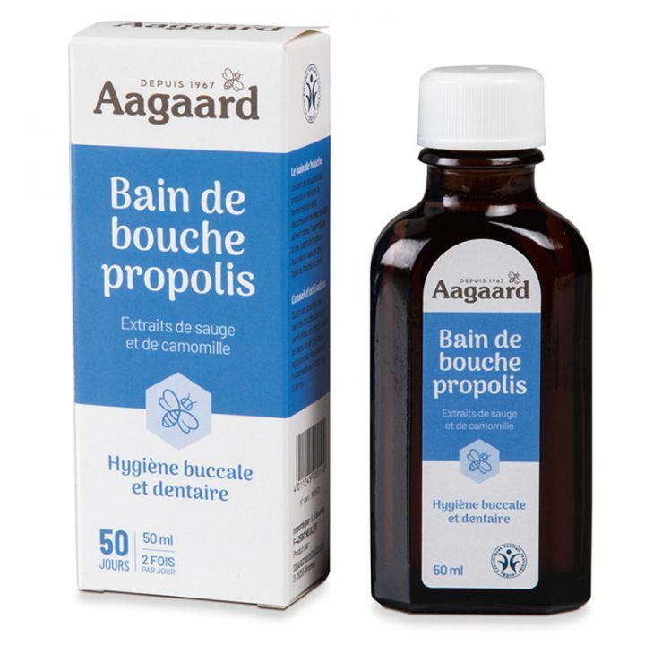 Bain de bouche propolis - 50ml