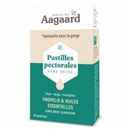 Pastilles pectorales - 30 pastilles