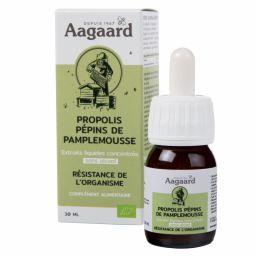 Gouttes propolis sans alcool - 30ml