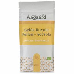 Gelée royale + pollen + acerola + lucuma - 200g