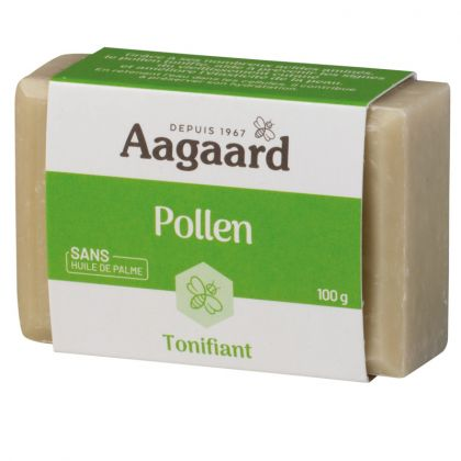 Savon de la ruche pollen - 100g