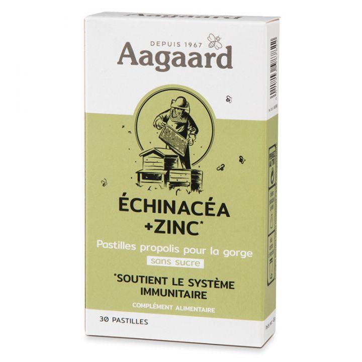 Propolentum échinacea + zinc - 30 pastilles