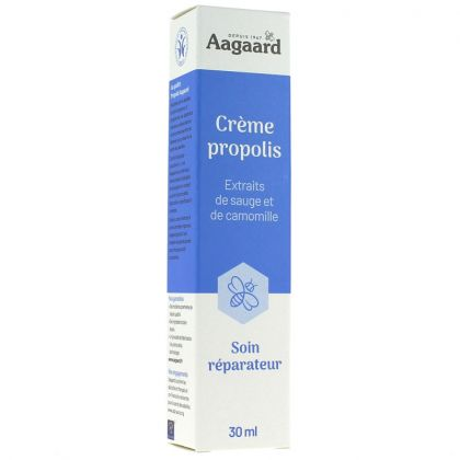 Crème propolis - 30ml