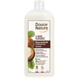 Crème douche surgras à l'huile de Karité - 1L